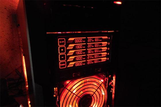 Heat probe