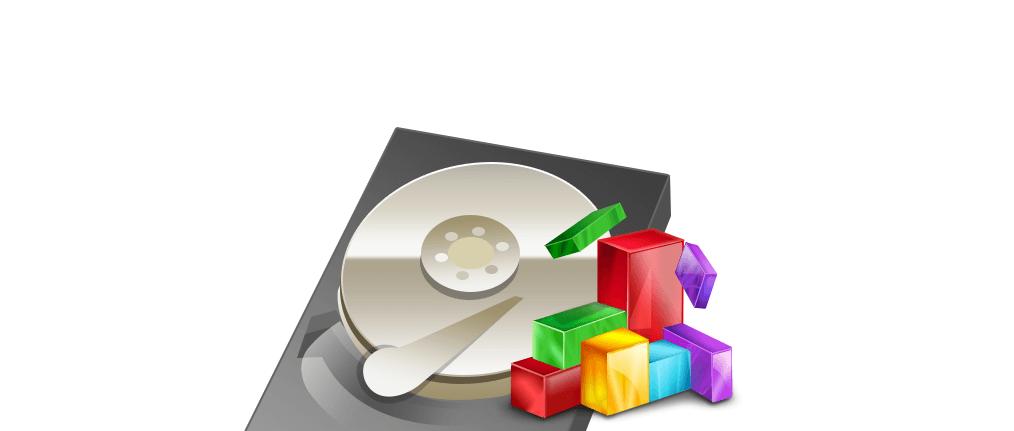 Disk defrag