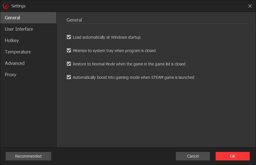 Smart Game Booster User Manual